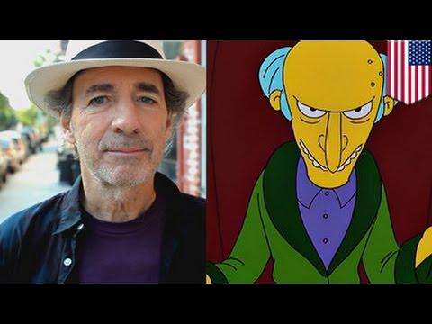 'Simpsons' star Harry Shearer tweets he's leaving: goodbye Mr. Burns and Ned Flanders - TomoNews