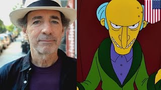 'Simpsons' star Harry Shearer tweets he's leaving: goodbye Mr. Burns and Ned Flanders - TomoNews