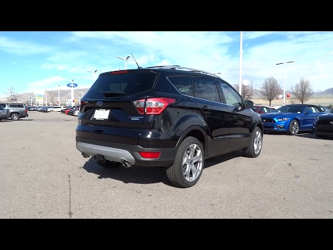 2017 Ford Escape Salt Lake City, Murray, South Jordan, West Valley City, West Jordan, UT 40536