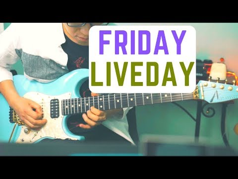 Jamming with Pop Songs | Friday Liveday