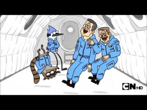 Regular Show - Lies - Thompson Twins