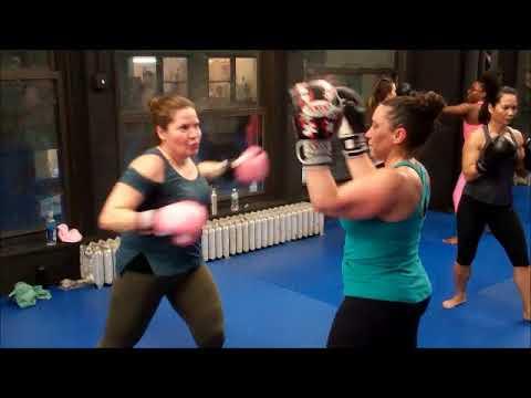 Manhattan's best Muay Thai kickboxing classes