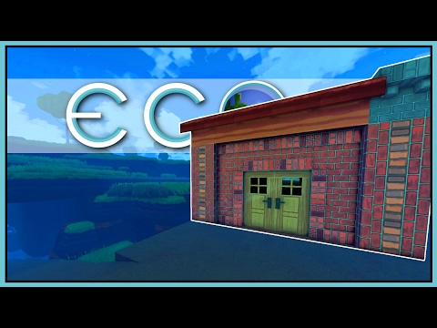 Roof Masters - Eco Gameplay - Part 22 [Let's Play Eco Game / Eco Gameplay]