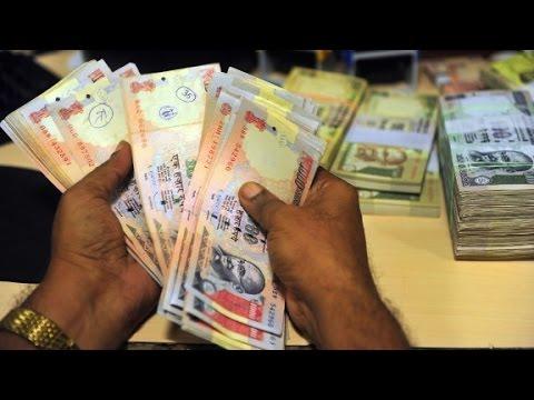 Efectivo de India swaps para pagos biométricos