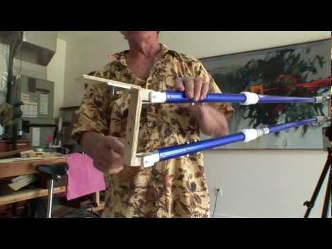 DIY Jib Rig / camera crane tutorial