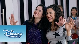 "Download Video Cami, Fran y Naty cantan ""A mi lado"" 