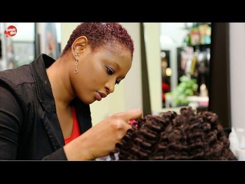 Interview Fatoumata Diallo PDG De Tim Coiffure (Guinee Buzz)