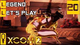 XCOM 2 - Part 20 - Skulljack and Codex - Let's Play - XCOM 2 Gameplay [Legend Ironman]