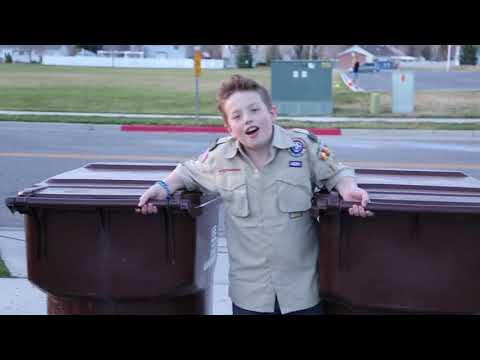 Blake's 7th grade rep video