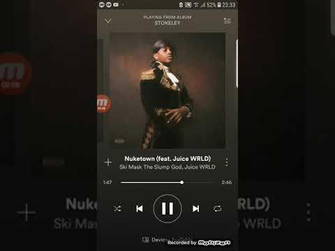 Nuketown Juice Wrld Verse