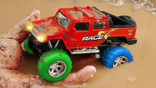Fine Toys Construction Vehicles Looking for underground car | Toys for kids thumbnail
