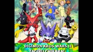 Digimon Xros Wars 2: Tagiru Chikara [Version Karaoke]
