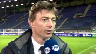 Jon Dahl Tomasson [pregame] sc Heerenveen - Roda JC Kerkrade 18 januari 2014