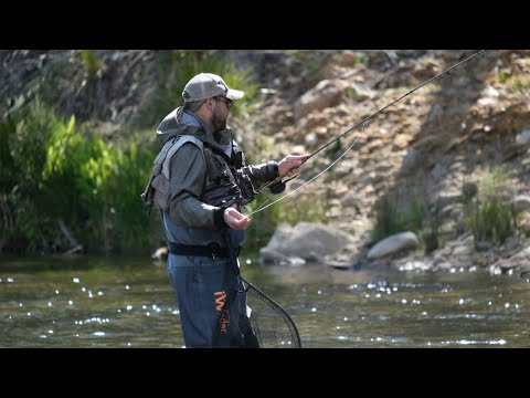 World Fly Fishing Championships 2019 - Day 1