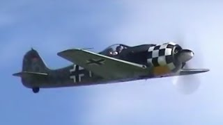 Focke Wulf 190 AWESOME SOUND !!!