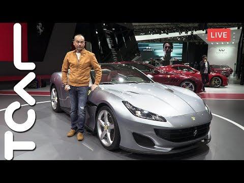 [直播] 2018台北車展 | Ferrari Portofino – TCAR