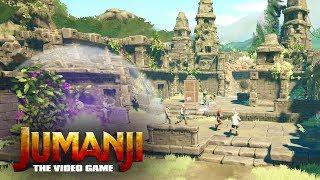 Jumanji: The Video Game Walkthrough - Part 1: Training Tutorial!