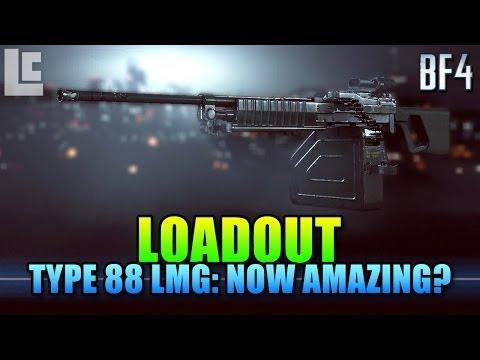 Loadout: Type 88 LMG