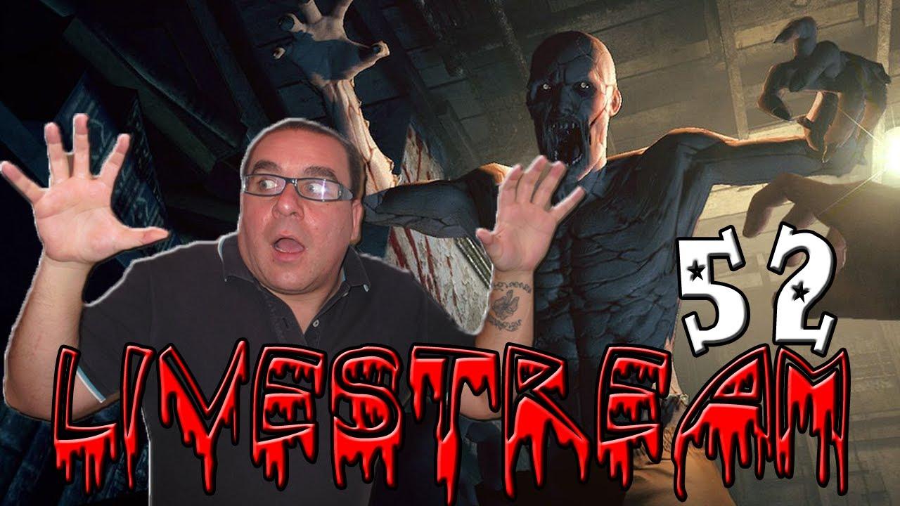 Filme O Dia Do Terror throughout rec] livestream #52  fim !!! outlast a noite do terror - youtube
