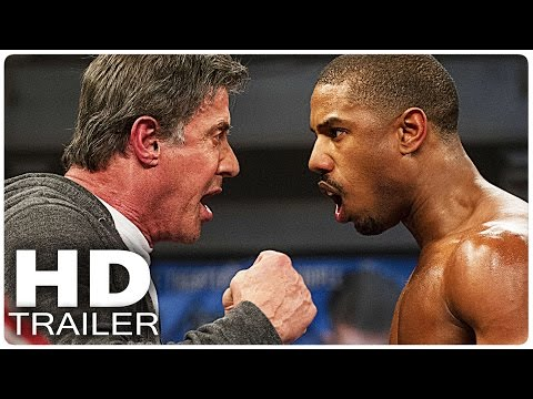 Creed Trailer 2015 | Sylvester Stallone Rocky Film
