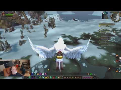 World of Warcraft Monk Leveling Day 17