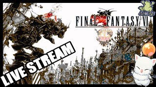 Final Fantasy VI (The Best One?) Part 20: Doma Castle Side Quest, and The Ancient Castle