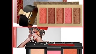 Tarte Off The Cuff and NARS One Night Stand Holiday Blush Palette Reviews, Swatches & Comparison Thumbnail