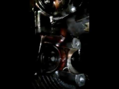 двигатель 4s 190000км замена маслосьемных колпачков, сальников  и какое масло лить