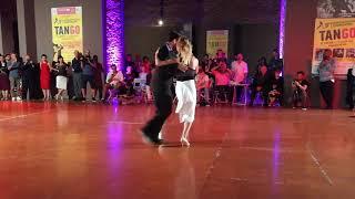 Campionati Europei 2018 Matteo Antonietti e Ravena Abdyli campioni di TANGO VALS