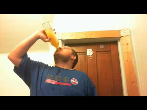 MD2020 chugging Orange Jubilee