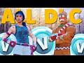 BUYING ALL FORTNITE CHRISTMAS UPDATE DLC | Fortnite Battle Royale