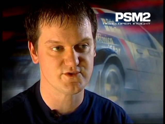 The Making Of: Colin McRae Rally 3 (Wywiad po polsku)