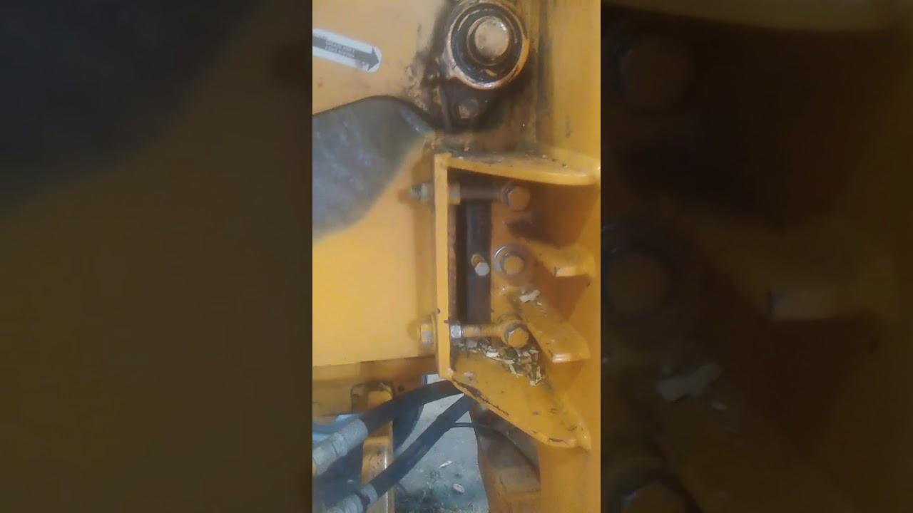 Bandit model 65xp anvil adjustment