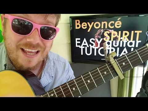 beyonce---spirit-/-the-lion-king-//-easy-guitar-lesson-tabs-easy-chords-strumming-tutorial-beginner