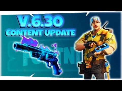 Version 6.30 CONTENT UPDATE ~ Patch Notes - Fortnite StW | PvE