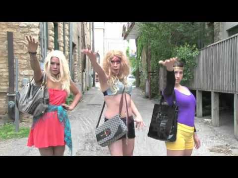 Kesha Take It Off Music Video Ke$ha Parody