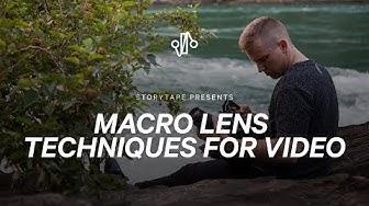MACRO VIDEOGRAPHY - Beginner Tips For Macro Filmmaking