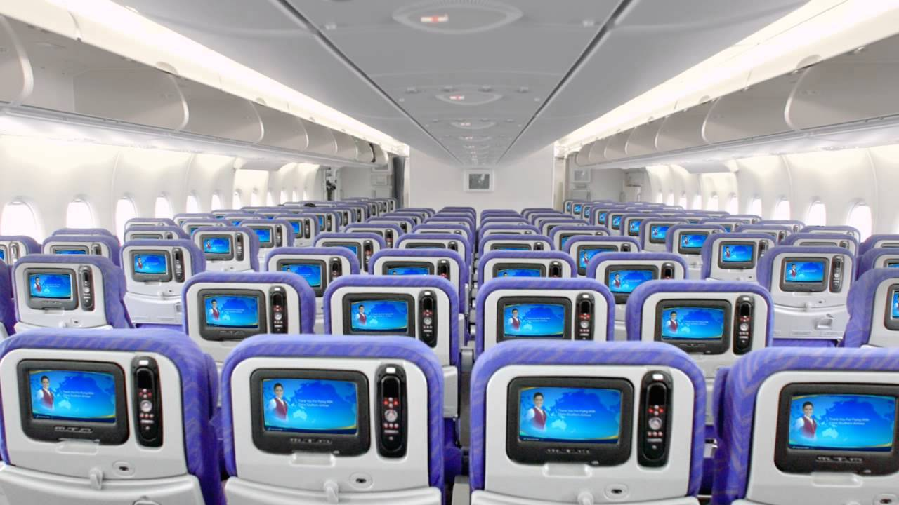China Southern Premium Cabins Youtube