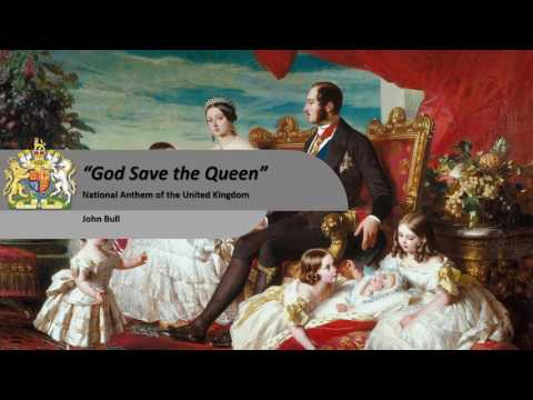 British National Anthem-