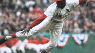 Mickey Mantle demoted and Bob Gibson breaks his leg on July 15th