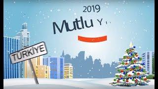 Hoşgeldin 2019, Yeni Yıl, Mutluluk, Huzur ve Sağlıklar getir Ülkeme