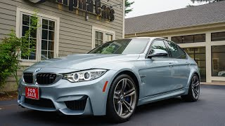 2015 BMW M3, Overview, AlphaCars & Ural of New England