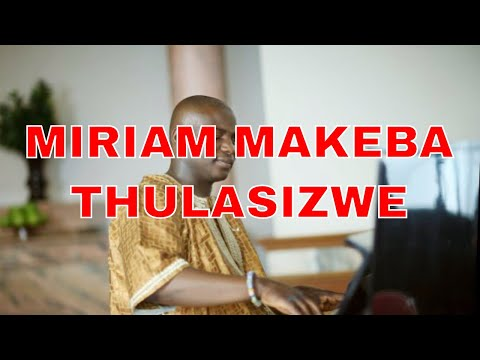 How to play south African piano like a professional  Thulasizwe  Miriam Makeba