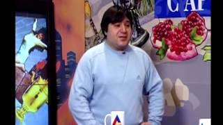 Разговор с армянским акцентом - Вадим Арутюнов