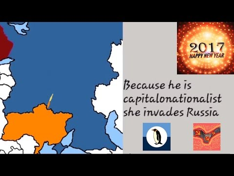 [Alternate History] The Russo-Ukrainian War (Collab with Ultraman Mapping)
