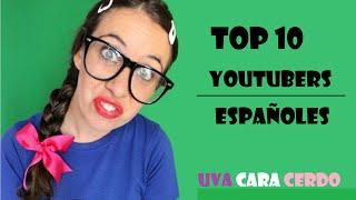 TOP 10 YOUTUBERS ESPAÑOLES   Uverdo & Uverda