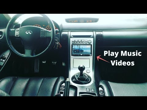 How to PLAY MUSIC VIDEOS while driving
