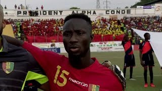 Naby Keita Returns From Injury Against Côte d'Ivoire • 2018/19