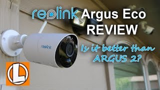 Reolink Argus Eco Wireless WiFi Camera Review – Unboxing, Features, Settings, Installation, Footage
