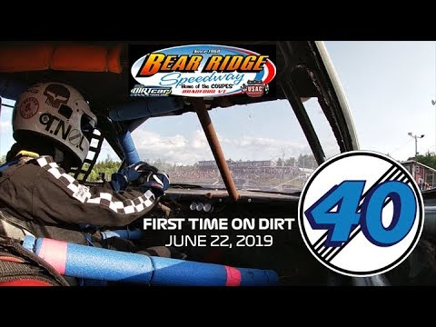Bear Ridge 6/22/19 4-Cyl Heat Onboard #40 Honda